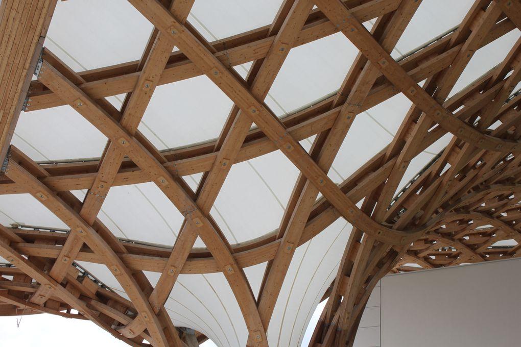 Grand évènement culturel à Metz : l'ouverture du Centre Pompidou de Metz le 12 mai 2010