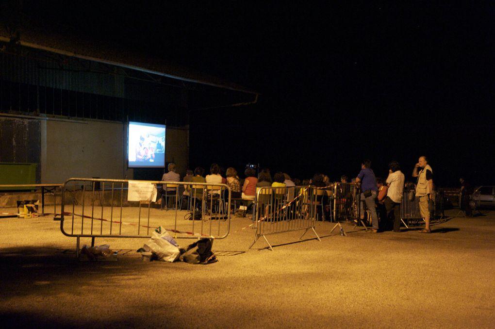 Les films de fin d'études ont été présenté au public de Lussas les 3 & 4 juillet
