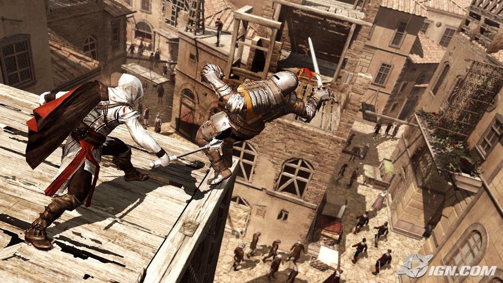 Imágenes de la segunda parte de Assassin´s Creed