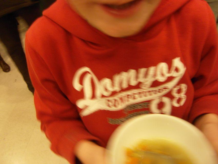 """Ce carnet vous propose en quelques photographies de revenir dans la délicieuse ambiance de la deuxième édition de """"Mange ta soupe !""""."""