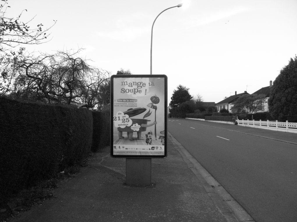 """Du 21 au 25 octobre nous essayerons de vous donner de nombreux aperçus des différentes rencontres qui se dérouleront à Carentan. Cette galerie servira aux membres de l'association """"Mange ta soupe !"""" à essayer de partager avec vous les rencontres"""