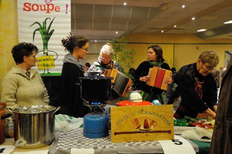 """""""De passage dans votre région, nous avons énormément apprécié l'après midi passé avec vous au concours Mange ta soupe ! de Carentan. Cordialement,Jean Philippe Michot www.jpmichot.fr"""