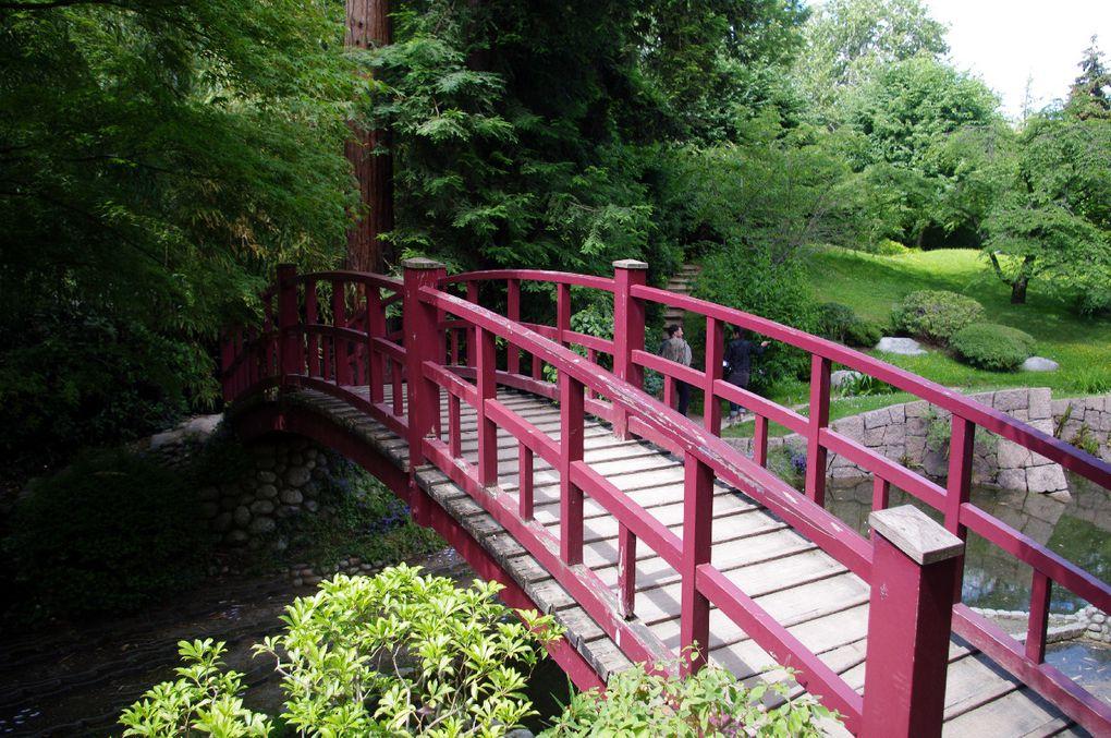 Une visite des parcs de Boulogne-Billancourt est proposée durant notre petite randonnée du 22 mai 2011