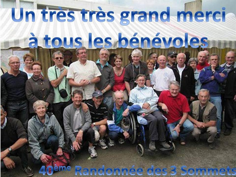 Album - 40e Randonnée des 3-SOMMETS-2012