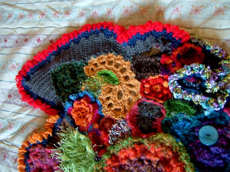 Album - Free-form-crochet