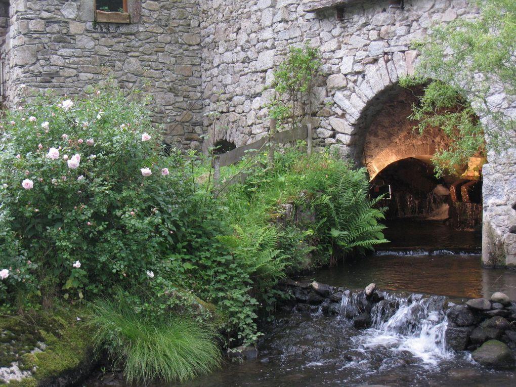 Moulin de Record, Gites de Pêche, Chambre & Table d'Hôte dans le Tarn, Midi-Pyrénées