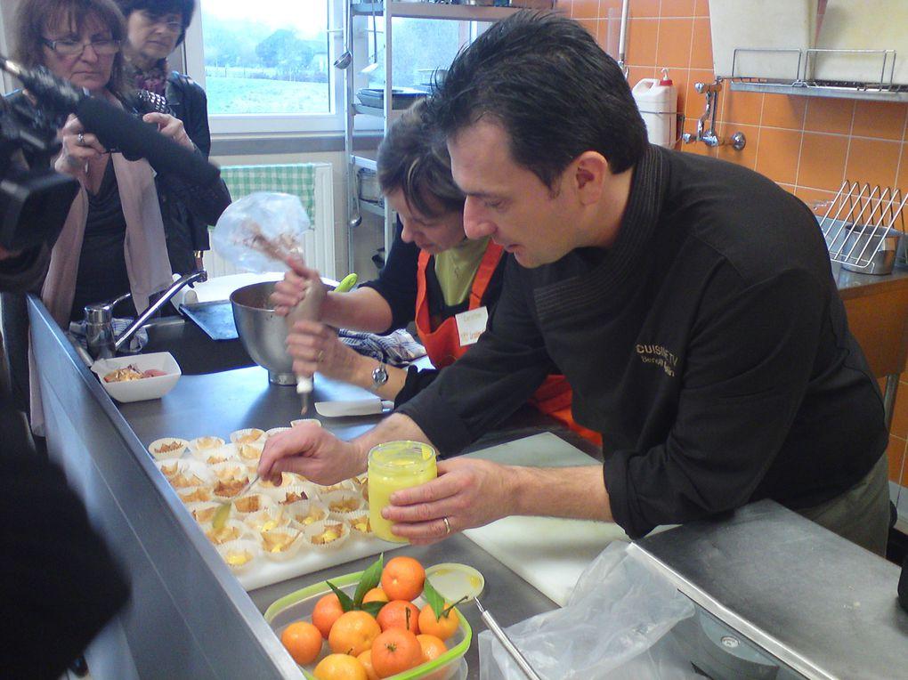 Salon du Blog Culinaire 2010 à Soissons