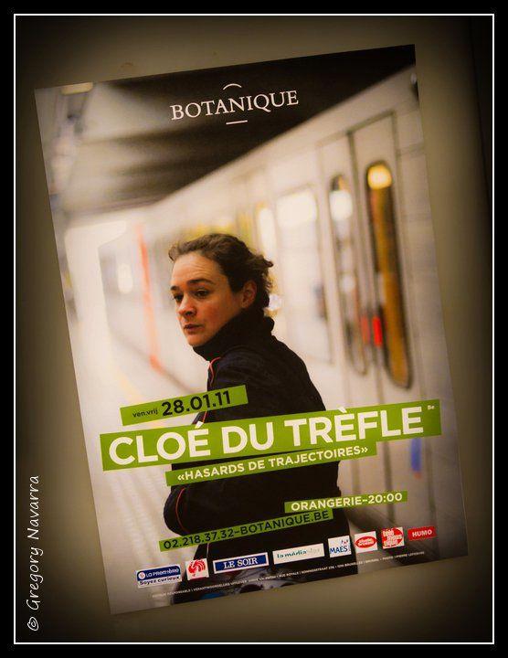 Cloé du Trefle (Bruxelles)Musicienne
