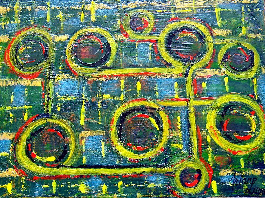 Tous les tableaux d'Ariane Lumen