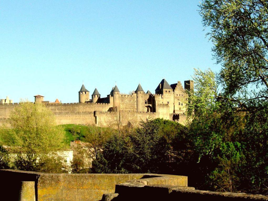 Pennautier, l'Aude, Carcassonne et ses environs... le canal du Midi... Les photos de ma région d'adoption.