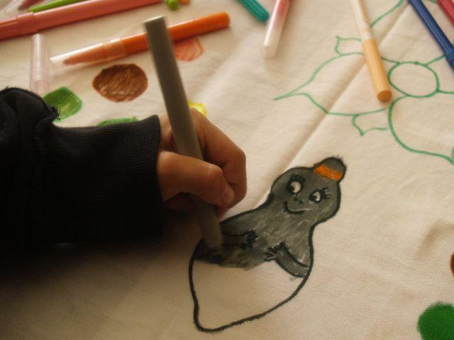 Les enfants de Pighjolu ont créé le Barbupigholu.