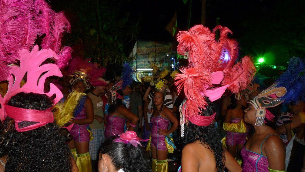 Samedi 20 février 2010Puntarenas - COSTA RICAAmbiance...