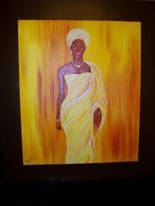 Mes tableaux sont à vendre ou car commande