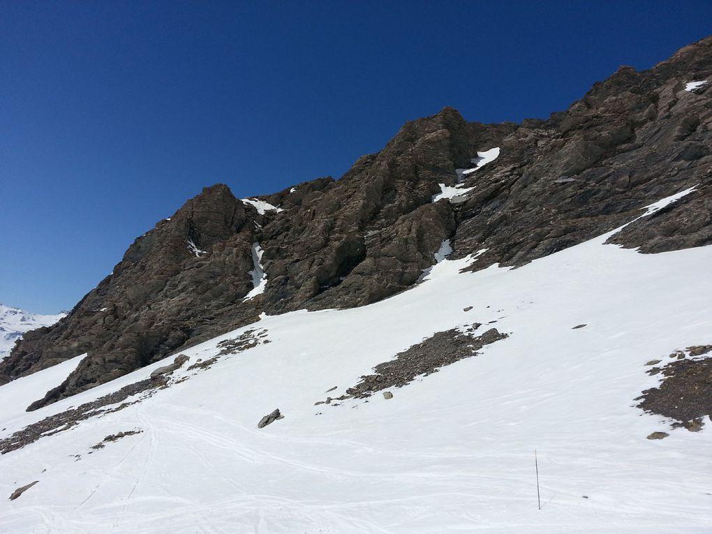 Sortie de 2 jours à Valfréjus 2014