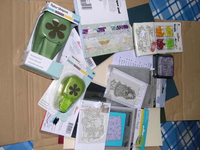 Album - Cartes scrapees