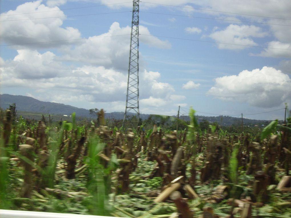 5 semaines à la Martinique en juillet et août 2007 - super souvenir le cyclone DEAN
