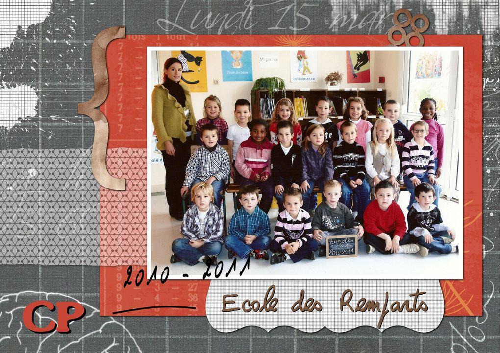 Groupes 2010.2011