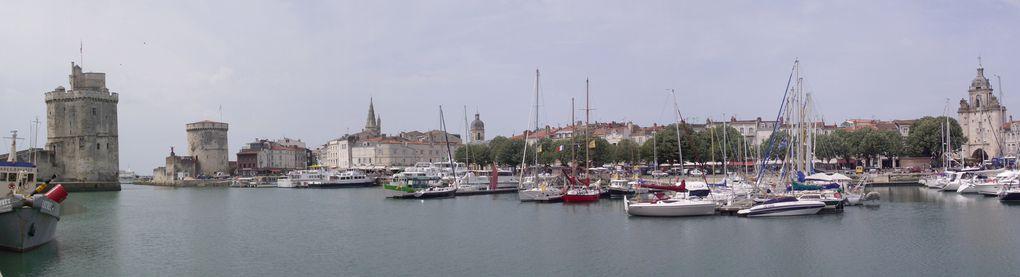 Principalement le vieux port et ses alentours.
