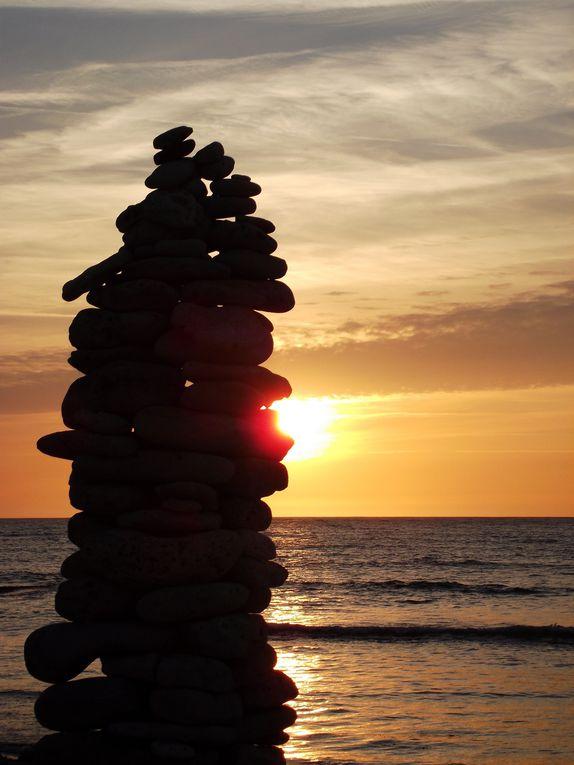 Le phare des Baleines, à l'Ile de Ré, et ses alentours.