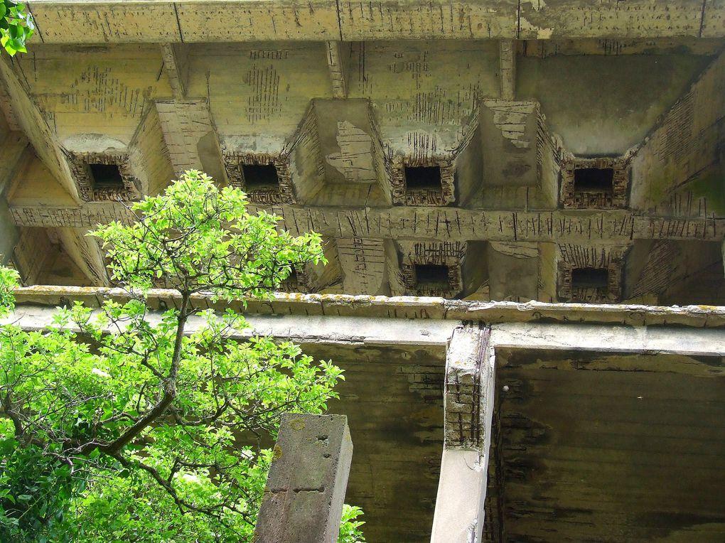 Les anciennes forges de l'ouest à Trignac près de St Nazaire.