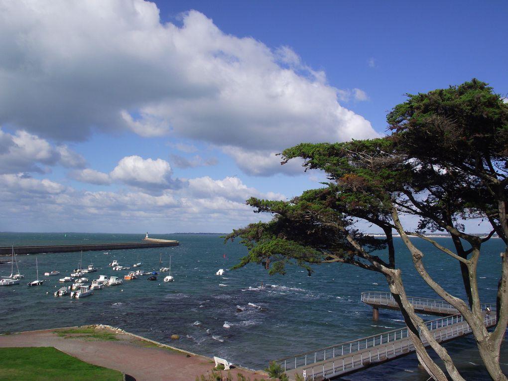 Le Croisic et ses deux kilomètres de port.