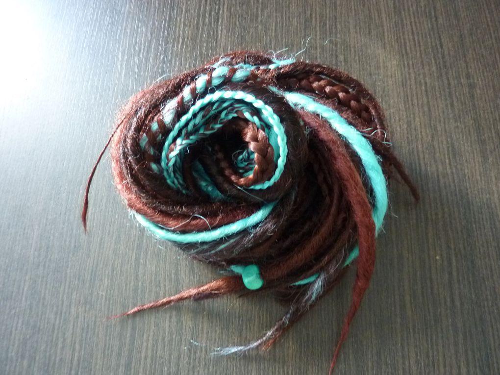 Album - dreads, wools et atebas