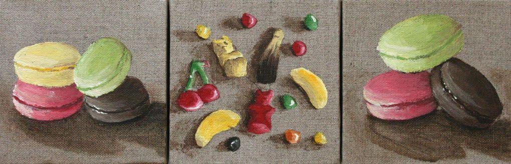 Album - Gourmandises-sur-toiles