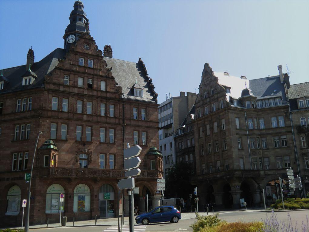 Ville de Metz et expositions temporaires été 2013 au musée Pompidou