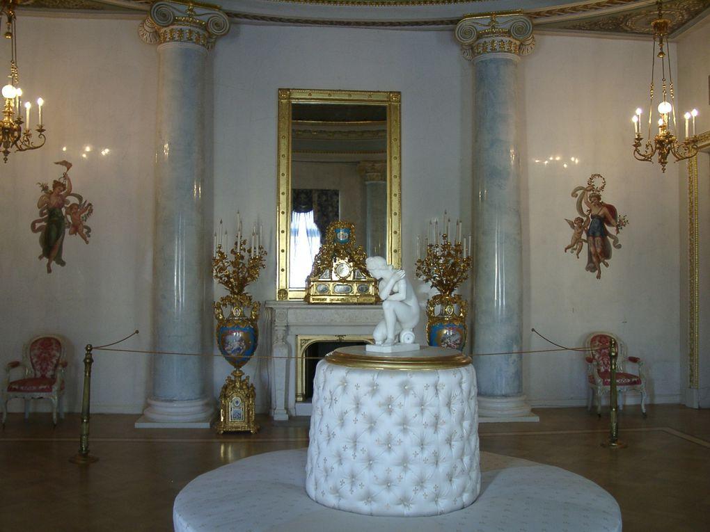Palais de l'Hermitage, Vues de St Petersbourg l'hiver et l'été, Peterhof,Kiji, Ouglish.