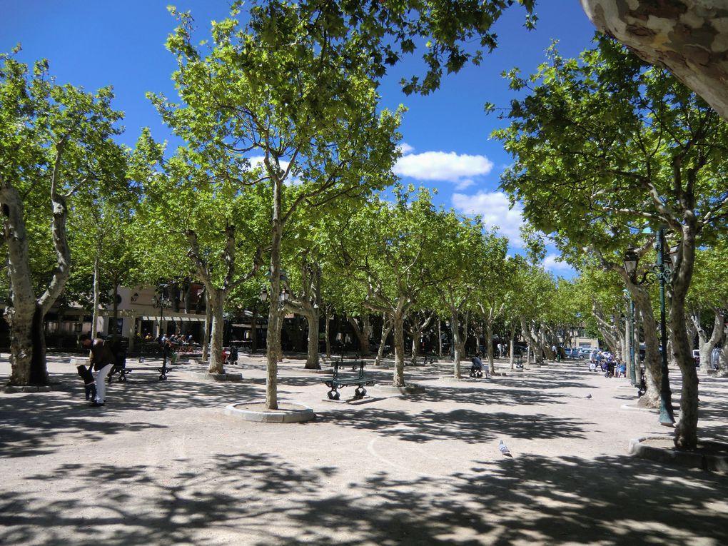 Promenade dans la cité