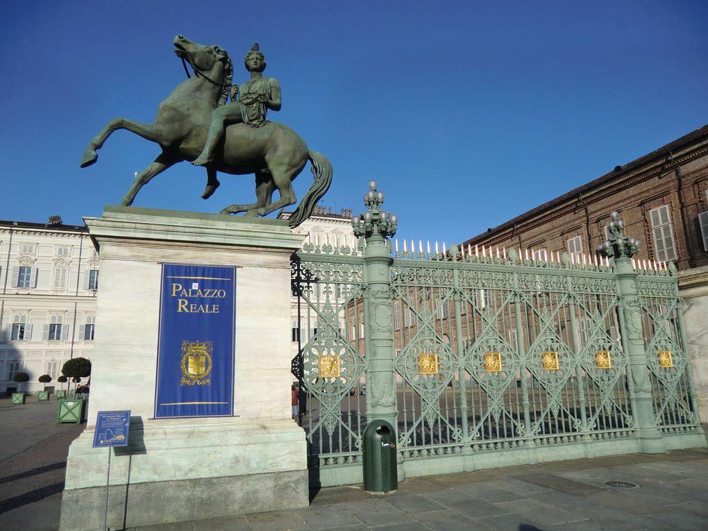Turin : ses musées, ses places, ses cafés historiques.