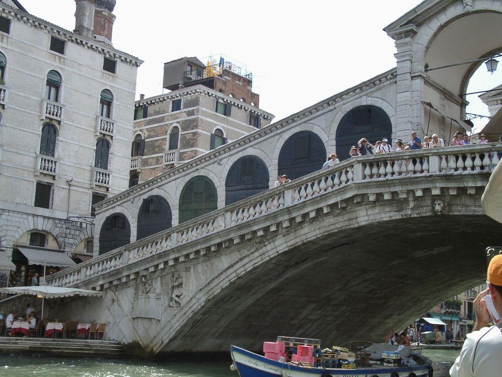 Descente du Grand Canal-Place St Marc-Eglise San Giorgio Maggiore