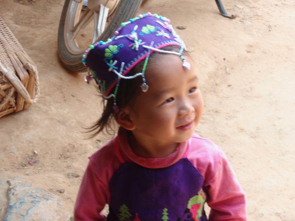 Visites de Kunming, Rizières, Dali, Lijiang, villages des minorités ethniques