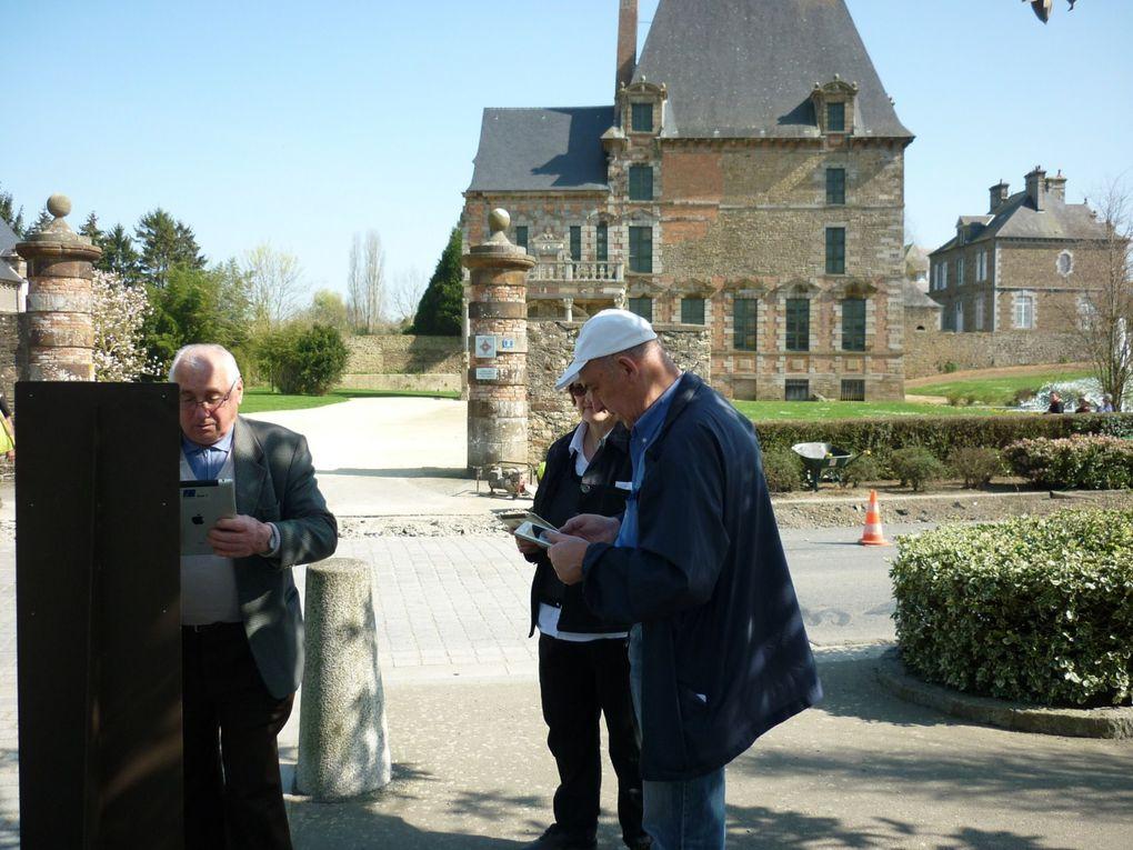 découverte des tablettes tactiles et parcours internet sur Ducey mars 2012QRcode dans Ducey