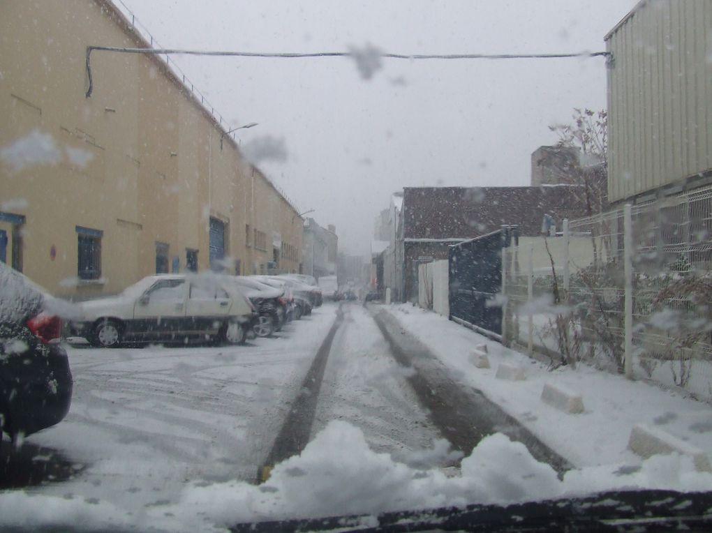 Album - 8 dec 2010 neige paris