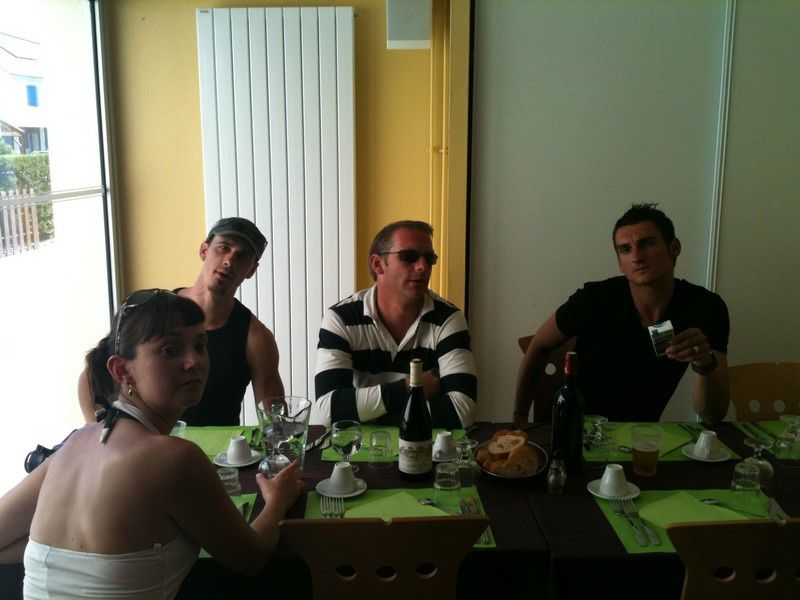 Photos des 15 ans de la DTEAM à Préfailles les 25 et 26 juin 2011.