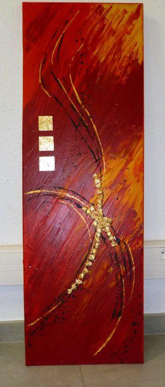 Album - petits cailloux rouges