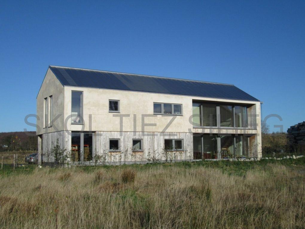 Eco-village de Cloughjordan en Irlande
