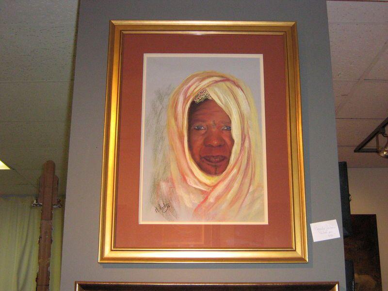Album - Acryliques sur toile et Portraits - MARCELLE AUCLAIR