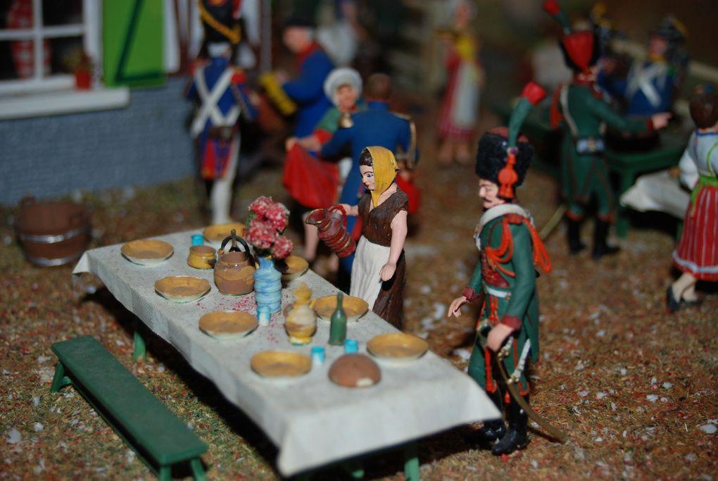 Voici une sélection de dioramas du musée.