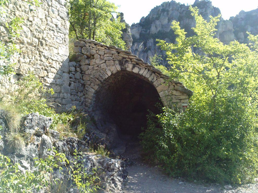 Album - Entre Aveyron et Lozère: Juillet 2010
