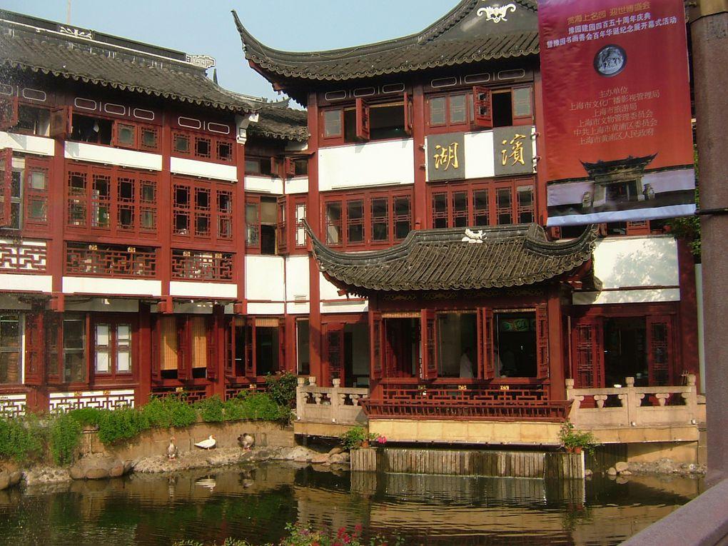 MON VOYAGE EN CHINE 2009-