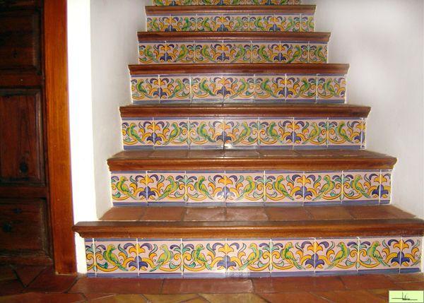 jemplos de escaleras españolas.De firmas que admiro.