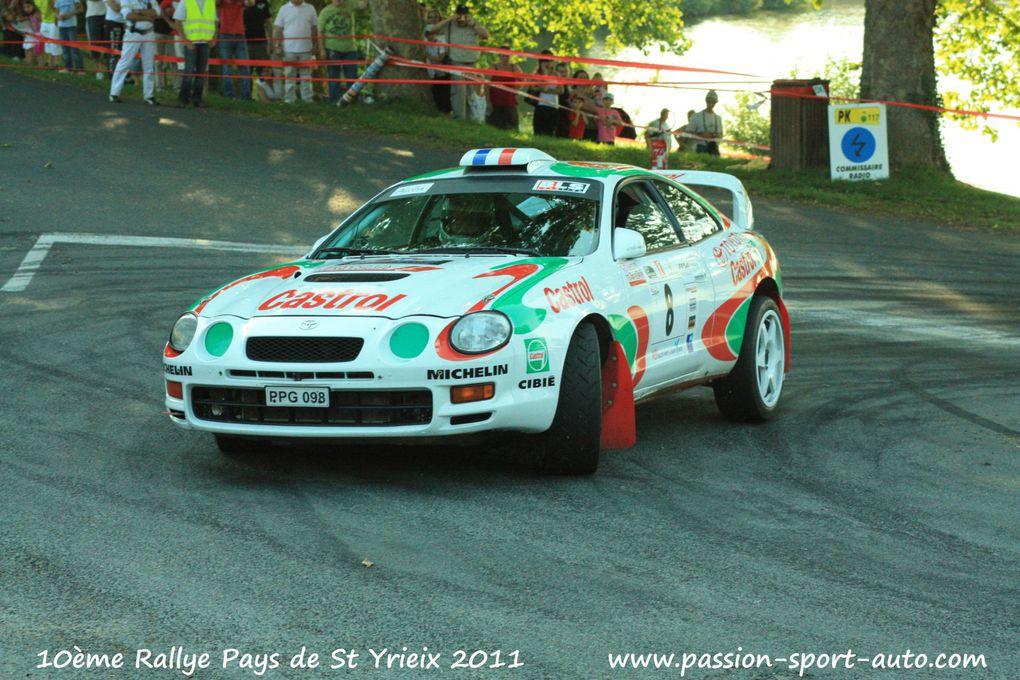 Album - 10eme-rallye-de-St-Yrieix-2011