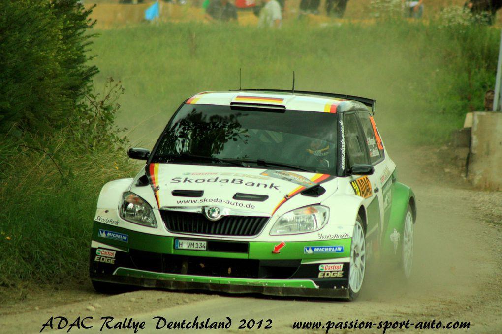 Album - ADAC-Rallye-Deutschland-rallye-2012