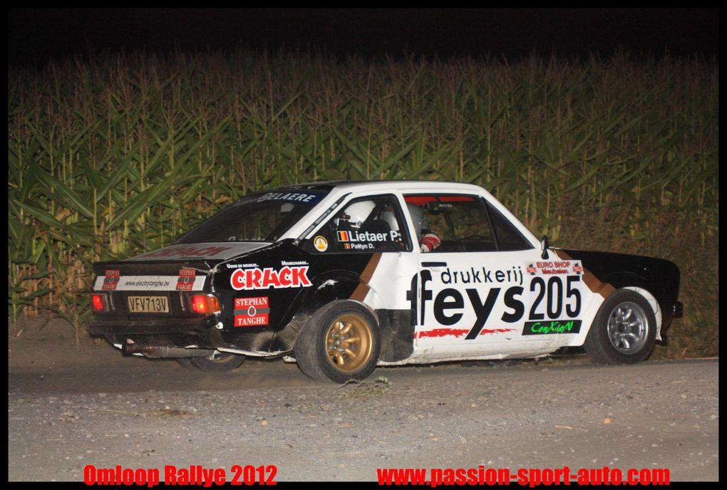 Album - Omloop-Rallye-Historique-2012