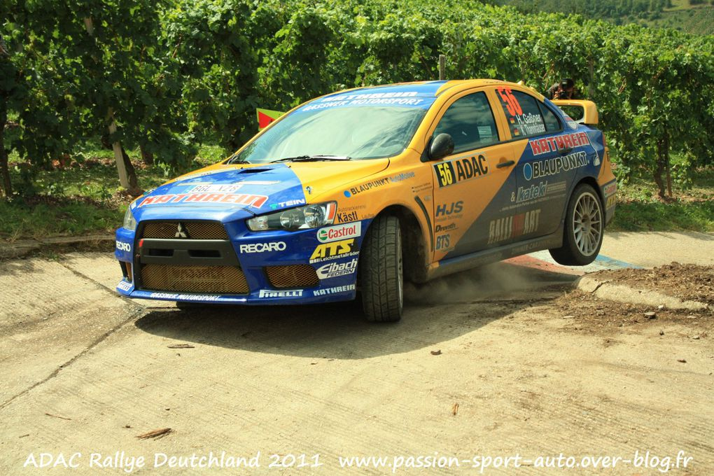 Album - ADAC-Rallye-Deutchland-2011