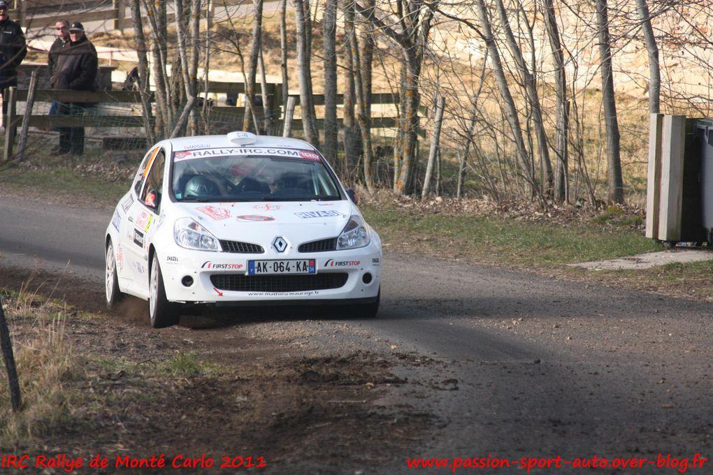 Album - IRC-Rallye-Monte-Carlo-2011-1ere-etape