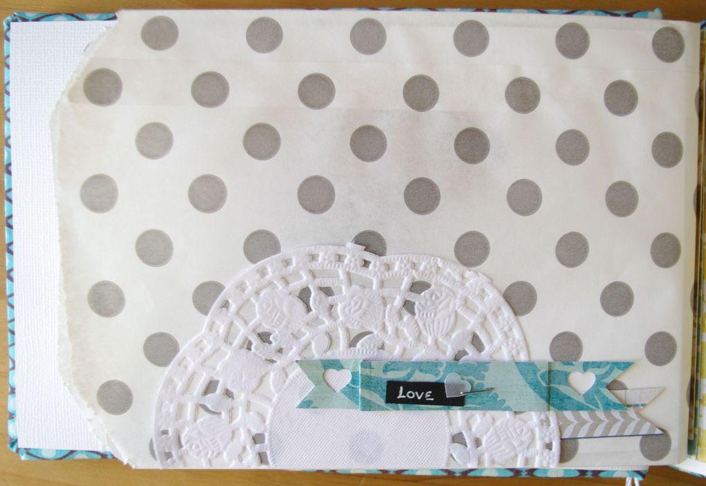 Album - mini-paper-bag