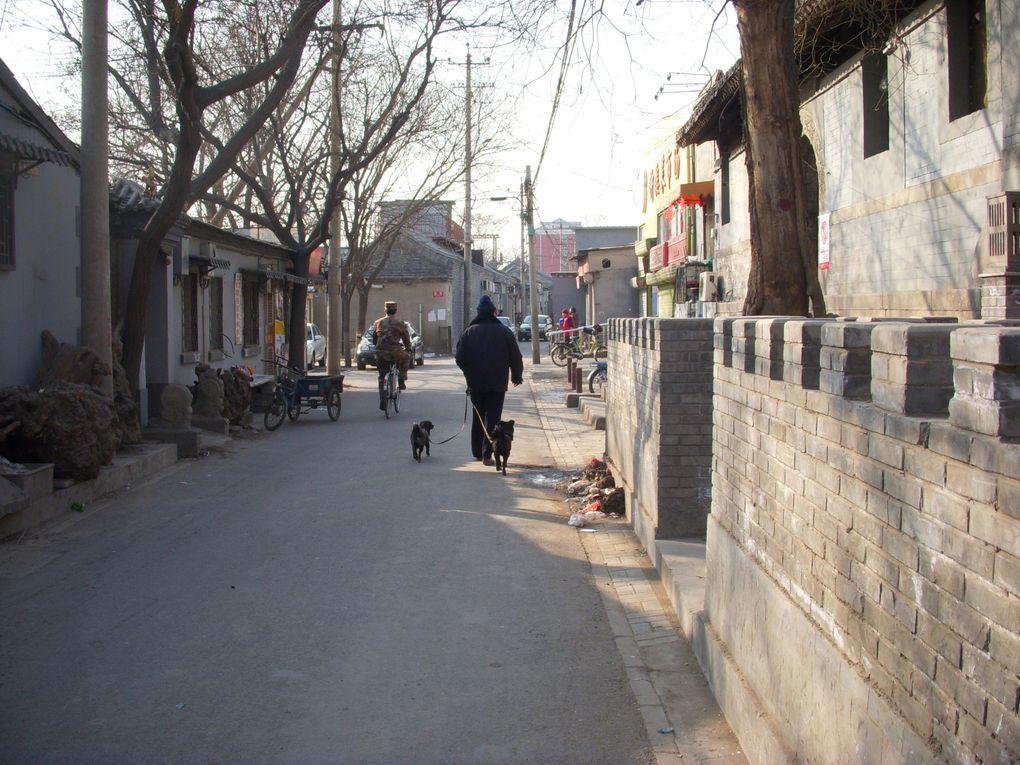 Album - Les Hutong de Pékin